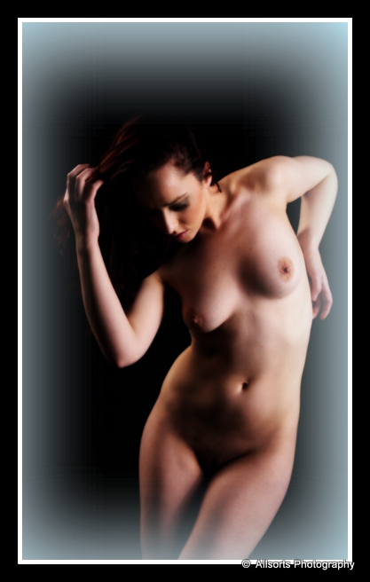 Artistic Nude, Colour, Woman, Studio